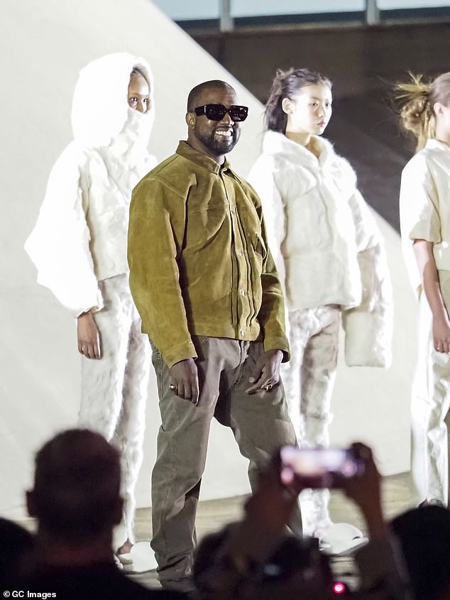 Yeezy is suing a former intern for breaching a $500,000 NDA by allegedly sharing confidential photos