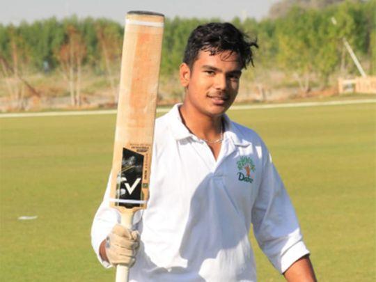 Yuvraj shines as Sharjah U19 Cricket Academy triumph in Ramada Gulf Cup