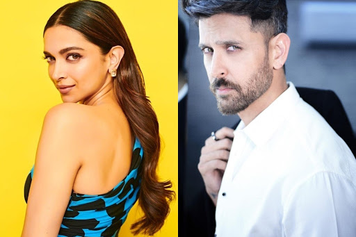 Deepika Padukone teases 'big celebration' with Hrithik Roshan in couple of days,  will they announce a film together?