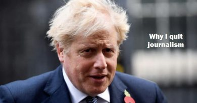 abuse, guilt-- boris johnson drops hint on why he left journalism