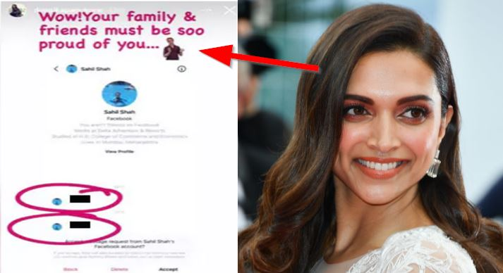 Deepika Padukone Calls Out Troll Who Abused Her On Social Media
