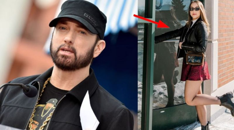 Eminem's Daughter Hailie Jade, 25, BravesThe Cold Winter Air In Short Shorts DuringCoffee Run — Pic