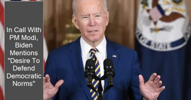 """In Call With PM Modi, Biden Mentions """"Desire To Defend Democratic Norms"""""""