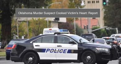 Oklahoma Murder Suspect Cooked Victim's Heart: Report