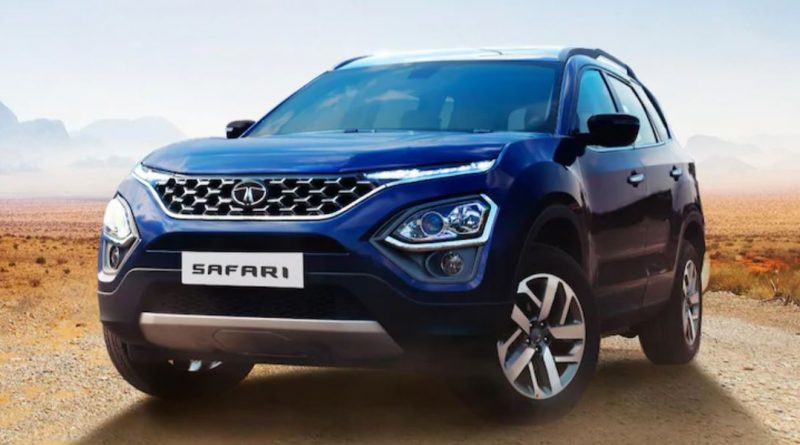 Tata Safari launched, price, features, specifications, all other details you should know