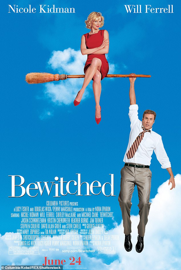 Incoming:Bewitched is getting another live-action movie less than two decades after the Razzie-winning 2005 film starring Nicole Kidman and Will Ferrell