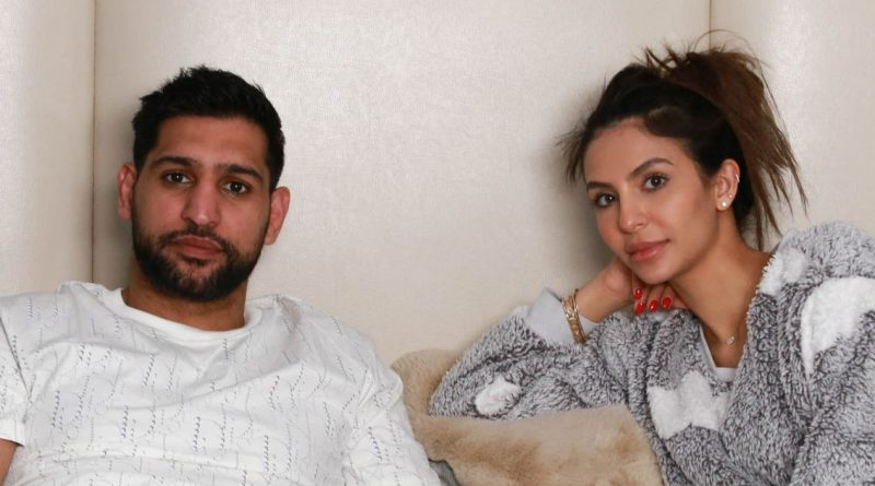 Faryal defends cheating husband Amir Khan then left in tears over 'betrayal'