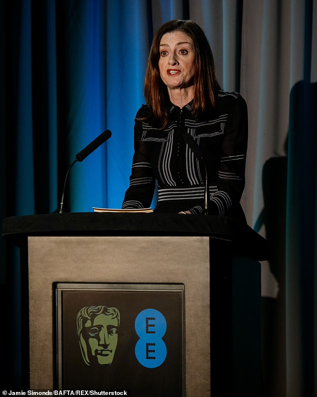 Amanda Berry, Chief Executive of Bafta, added they were aware Ms Rae had a 'negative experience' with a casting director