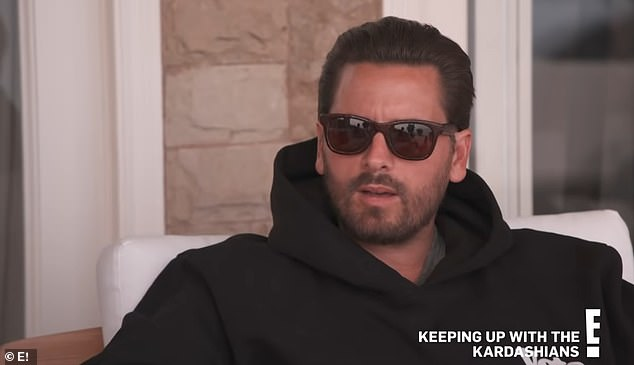 What? In a teaser for the next episode of KUWTK, Scott asks Kourtney to marry him even though he is dating Hamlin