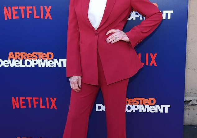 Jessica Walter dead at 80: Emmy-winning Arrested Development actress passes away in her sleep