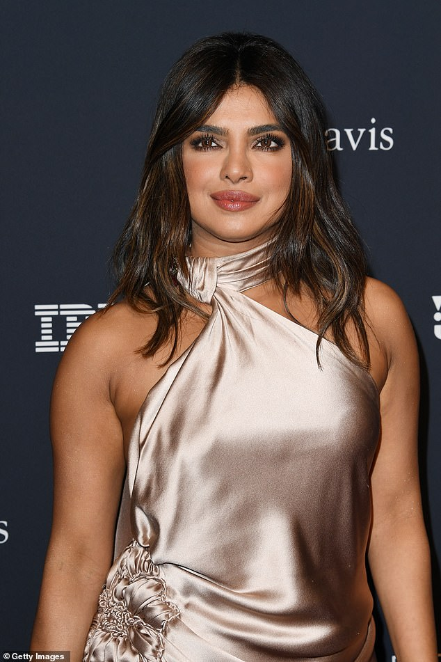 Congratulations! Priyanka Chopra's The White Tiger received its own nod for Best Adapted Screenplay in the coveted ceremony which will take place on April 25