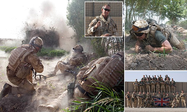 RICHARD PENDLEBURY witnessed the courage of the men of 2 Mercians in Afghan conflict.