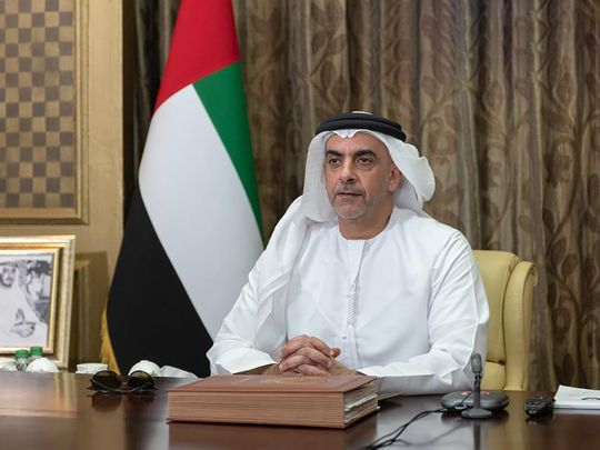 Saif heads UAE delegation to 38th Arab Interior Ministers Council meeting