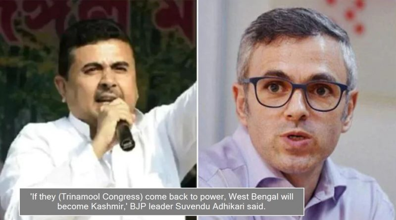 If Kashmir is a paradise now, what's wrong with Bengal becoming Kashmir: Omar Abdullah's dig at Suvendu