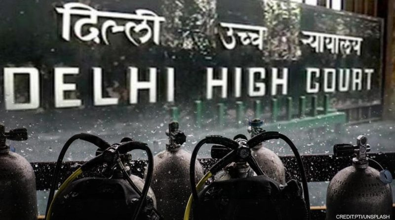 Kejriwal rebuked : Delhi High Court's strict comment on lack of oxygen, said – Oxygen companies should not become vultures