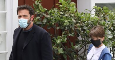 Ben Affleck Takes Daughter Seraphina, 12, Shopping At Bookstore After Reunion With Ex J.Lo — See Pics