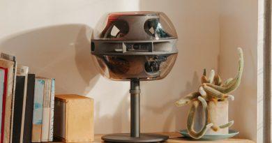 That's no moon: veteran Apple designer unveils $1,799 Cell Alpha speaker