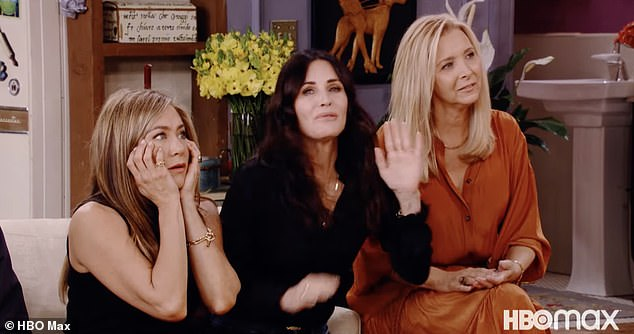 Friends: The Reunion trailer shows the cast's unbreakable bond as they reminisce on iconic show