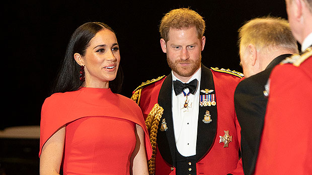 Prince Harry Fears Meghan Markle Will Be 'Chased To Her Death' Like Princess Diana