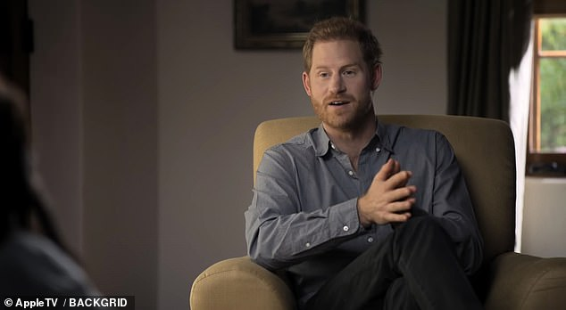 Prince Harry has revealed he didn't understand the public outpouring of emotion following Princess Diana's death and that he didn't want to share his grief with the world.