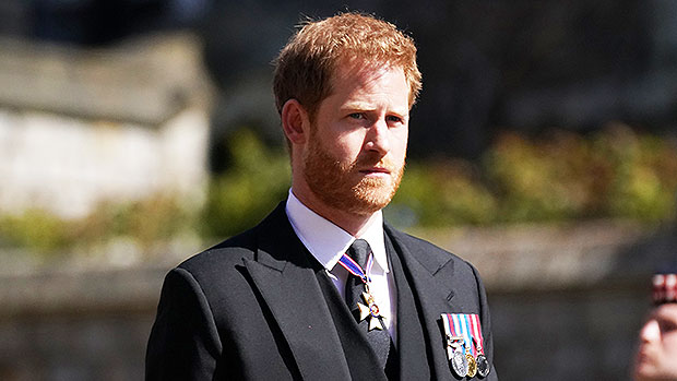 Prince Harry Confesses He Turned to 'Drinking' & 'Drugs' To Cope With Death Of Princess Diana — Watch