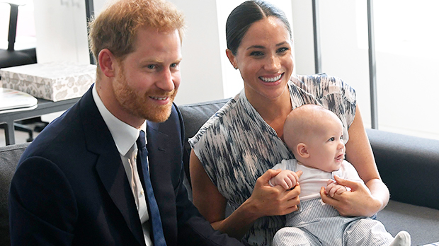 Prince Harry Says One Of Archie's First Words Was 'Grandma': 'It Makes Me Really Sad'