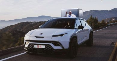 Fisker is building an electric popemobile