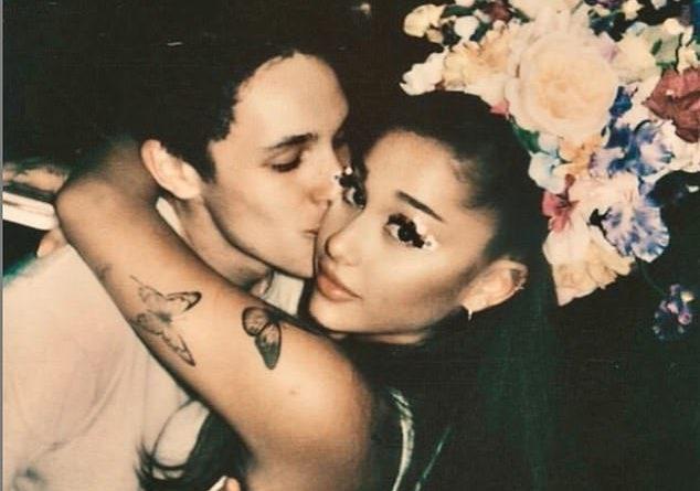 Ariana Grande gets married to boyfriend Dalton Gomez at secret ceremony in Montecito
