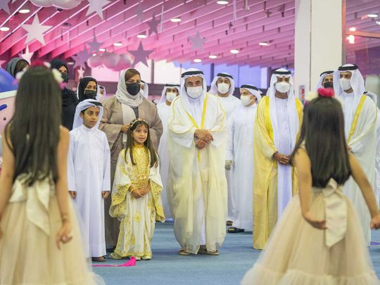 Children reading more at home, say visitors as Sharjah reading fest begins
