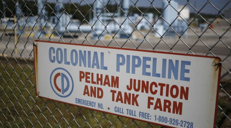 Colonial Pipeline says operations back to normal following ransomware attack