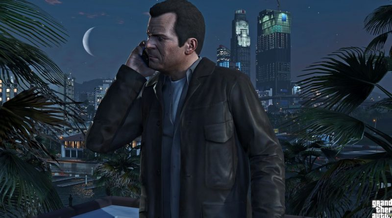 Grand Theft Auto V is coming to the PS5 and Xbox Series X in November