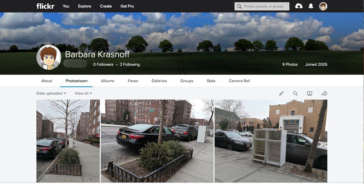 Flickr page