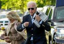 Joe Biden is condemned for 'bashing the blue' after blasting cops with Police Week statement