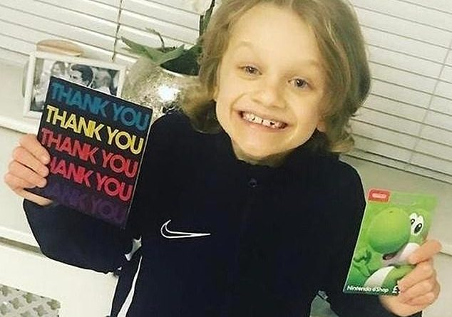 Mourners line streets to pay tribute to fund-raising hero, nine, killed by lightning at football