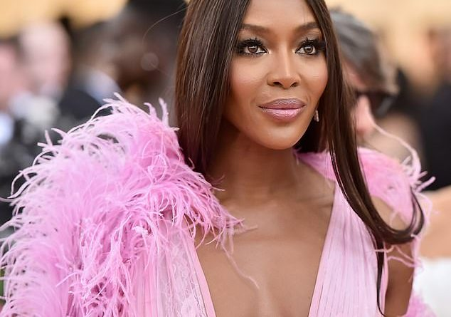 Naomi Campbell 'is living in America with a supportive secret boyfriend'