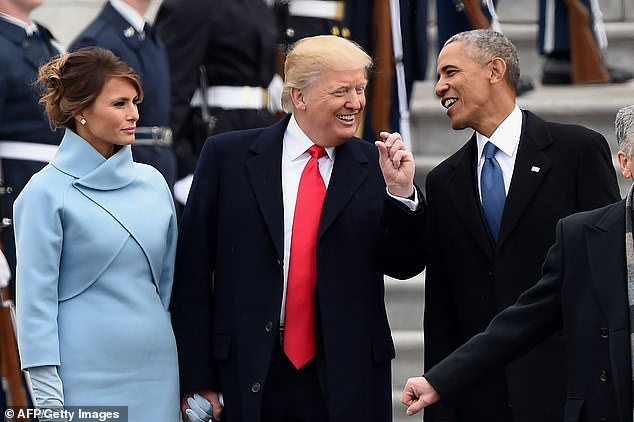 Obama called Trump a 'racist, sexist pig,' a 'f***ing lunatic' and a 'corrupt motherf***er'