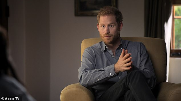 Prince Harry is 'far from happy' because 'content people want to make amends', says royal expert