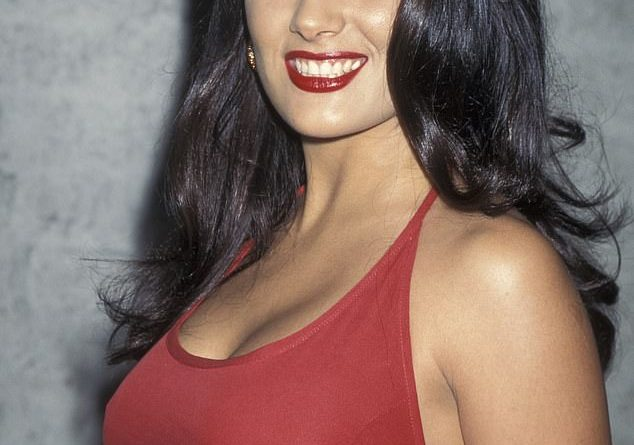 Salma Hayek says she was turned down for two big lead parts in her 20s because she is Mexican