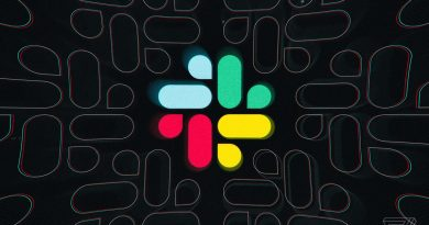 Slack will let you list your pronouns right under your job title