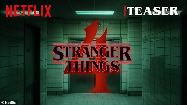 Stranger Things releases its first official teaser trailer for the upcoming season of the show