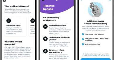 Twitter previews Ticketed Spaces, says it'll take a 20 percent cut of sales