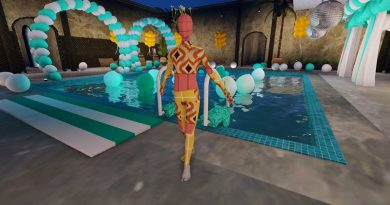 You can now explore a surreal Gucci garden inside Roblox
