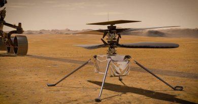 ZIGBEE ON MARS!