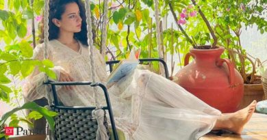 "Kangana Ranaut, COVID-Positive, Writes: ""Small Time Flu Which Got Too Much Press"""