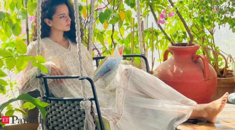 """Kangana Ranaut, COVID-Positive, Writes: """"Small Time Flu Which Got Too Much Press"""""""
