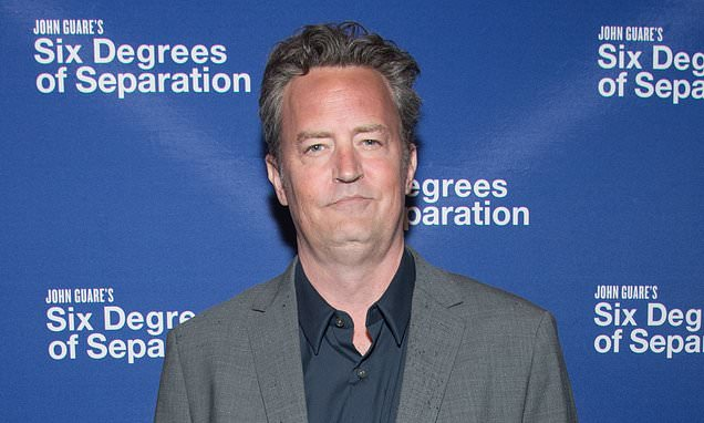Matthew Perry Calls Off Engagement With Fiancee Molly Hurwitz