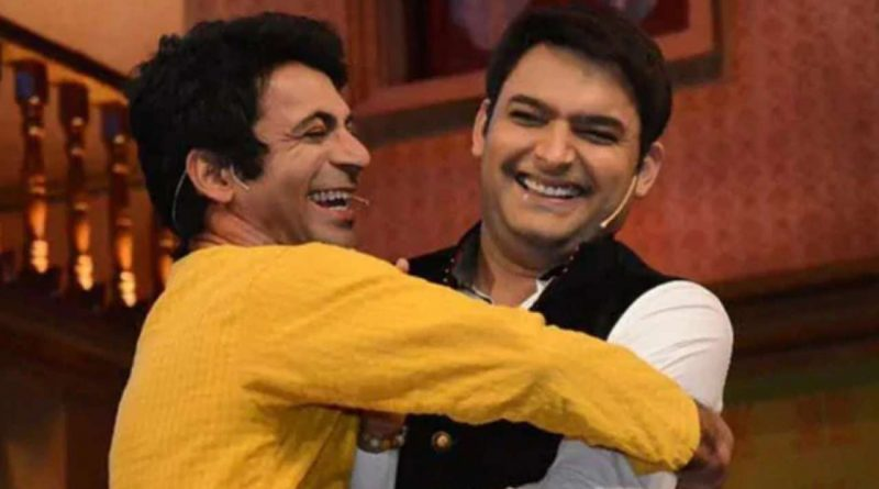 Sunil Grover opens up on the possibility of working with Kapil Sharma ever again