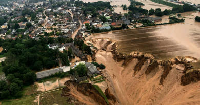 """""""Everything Was Under Water In 15 Minutes"""": Floods Tear Through Germany"""