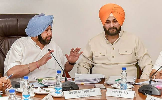Amarinder Singh Agrees To Navjot Sidhu Promotion But With Riders: Sources