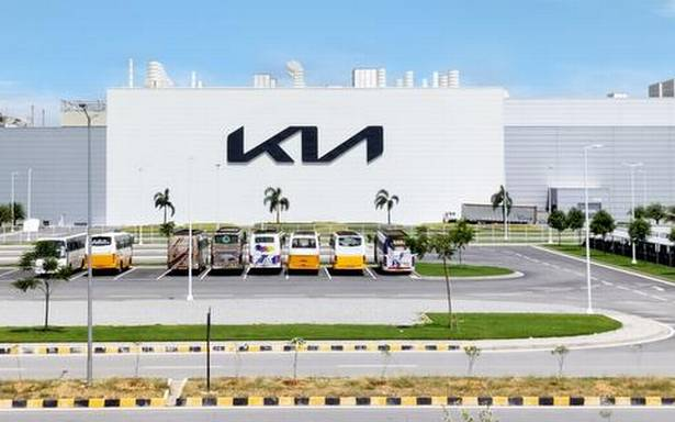 Kia To Suspend Production At South Korea Plant Due To COVID-19